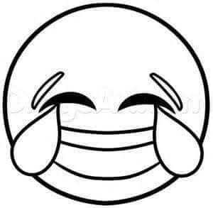 Pin By Christy Vanaeken On Smoties Emoji Coloring Pages Emoji Drawings Laughing Emoji