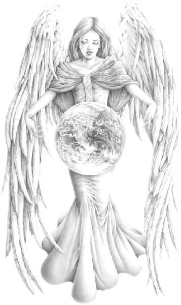 Coloring For Adults Kleuren Voor Volwassenen With Images Angel Coloring Pages Grayscale Coloring Fairy Coloring
