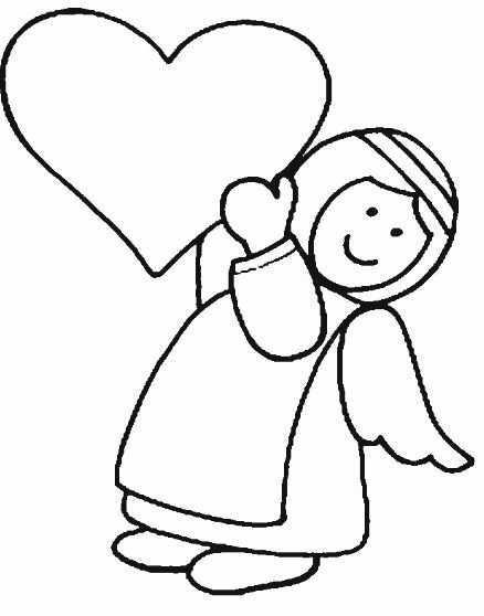 Pin Van Melissa O Brien Op Angel Kerstmis Sjablonen Tekenen