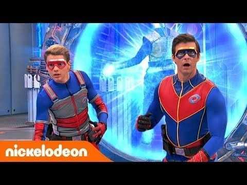 Henry Danger Superheldenzeit Nickelodeon Deutschland Youtube