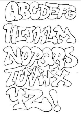 Migz Art Drawing 102 Graffiti Letters Graffiti Belettering Graffitiletters Lettertypen Alfabet