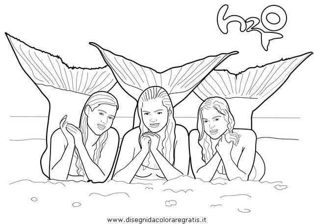H2o Jpg 640 456 Meerjungfrau Bilder Ausmalbilder Bilder Zum Ausdrucken