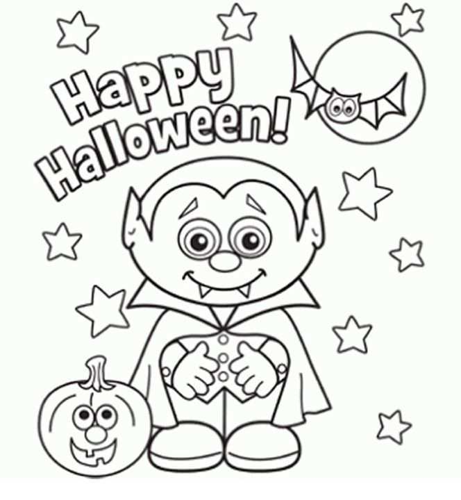 27 Free Printable Halloween Coloring Pages For Kids Print Them All Halloween Coloring