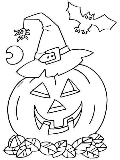 Kleurplaten Halloween Google Zoeken Halloween Tekeningen Halloween Pompoenen Dingen Voor Halloween