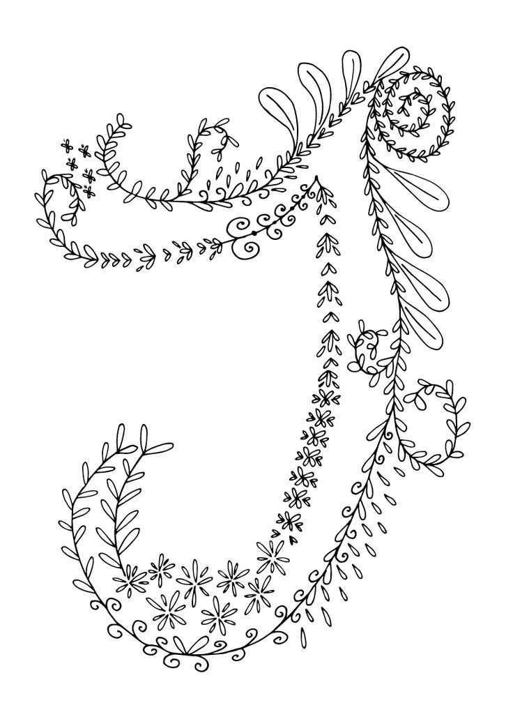 De J Van Jippie Ja Jeeej D Handlettering Illustraties Illustratie