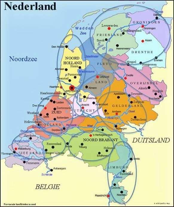 Regionaal Ergotherapeutisch Netwerk Ergotherapie Nederland Nederland Holland Groningen