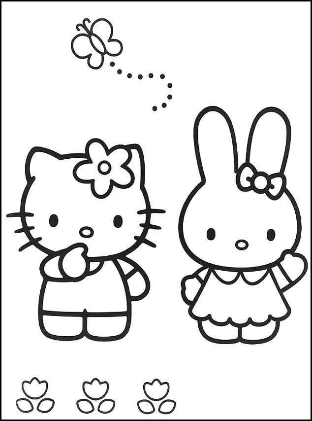 Hello Kitty 25 Hello Kitty Coloring Hello Kitty Colouring Pages Kitty Coloring