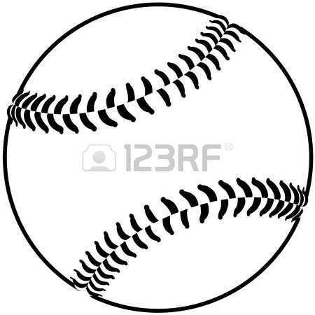Kleurplaten Honkbal