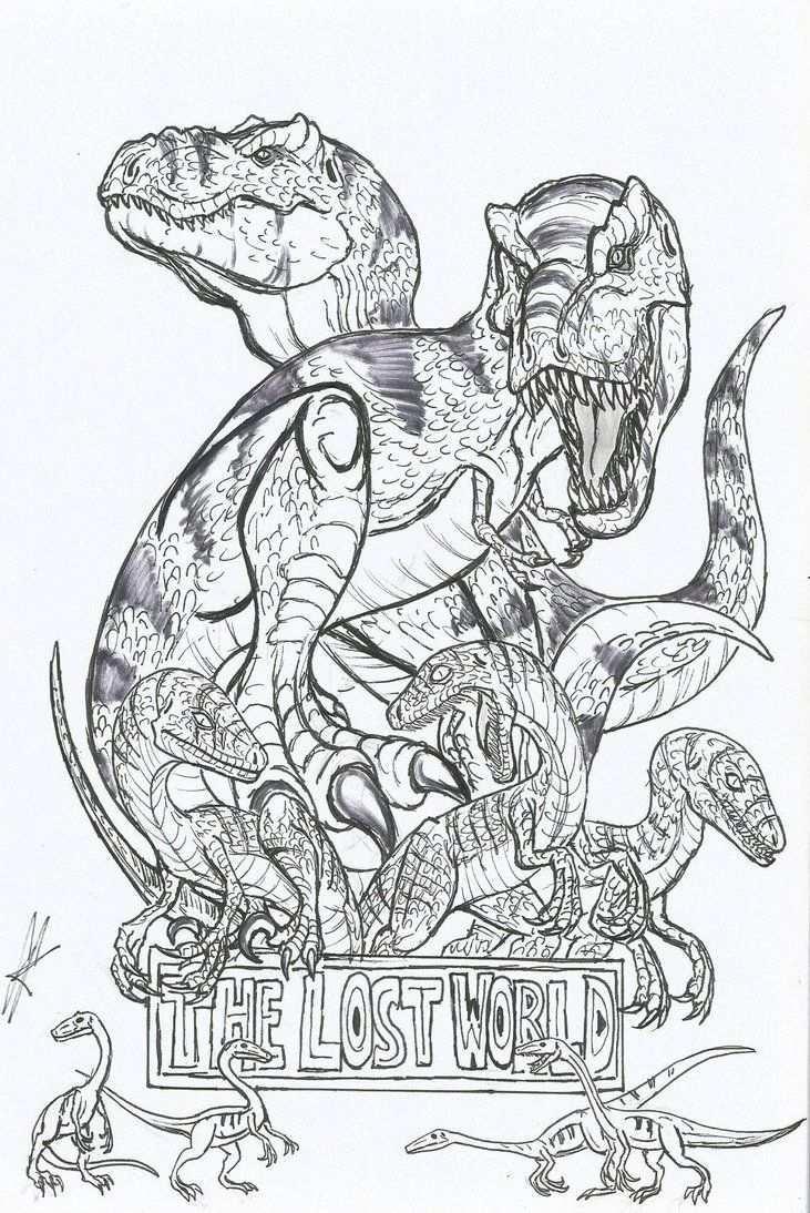 More Like Jurassic Park Carnotaurus By Pauloomarcio Dinossauro Desenho Pintar Dinossauros Desenhos Para Colorir