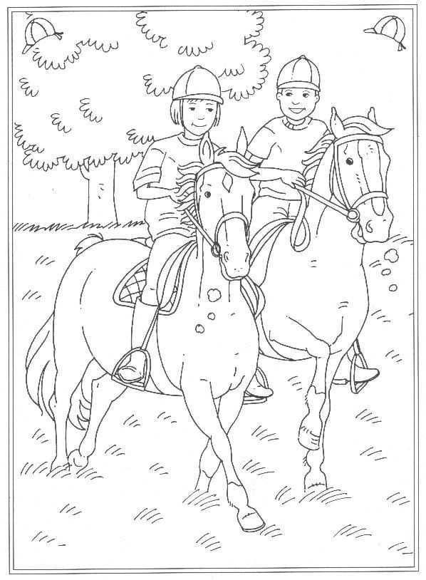24 Kleurplaten Van Op De Manege Op Kids N Fun Nl Op Kids N Fun Vind Je Altijd De Leukste Kleurplaten Het Eerst Kleurplaten Kleurboek Paard Tekeningen