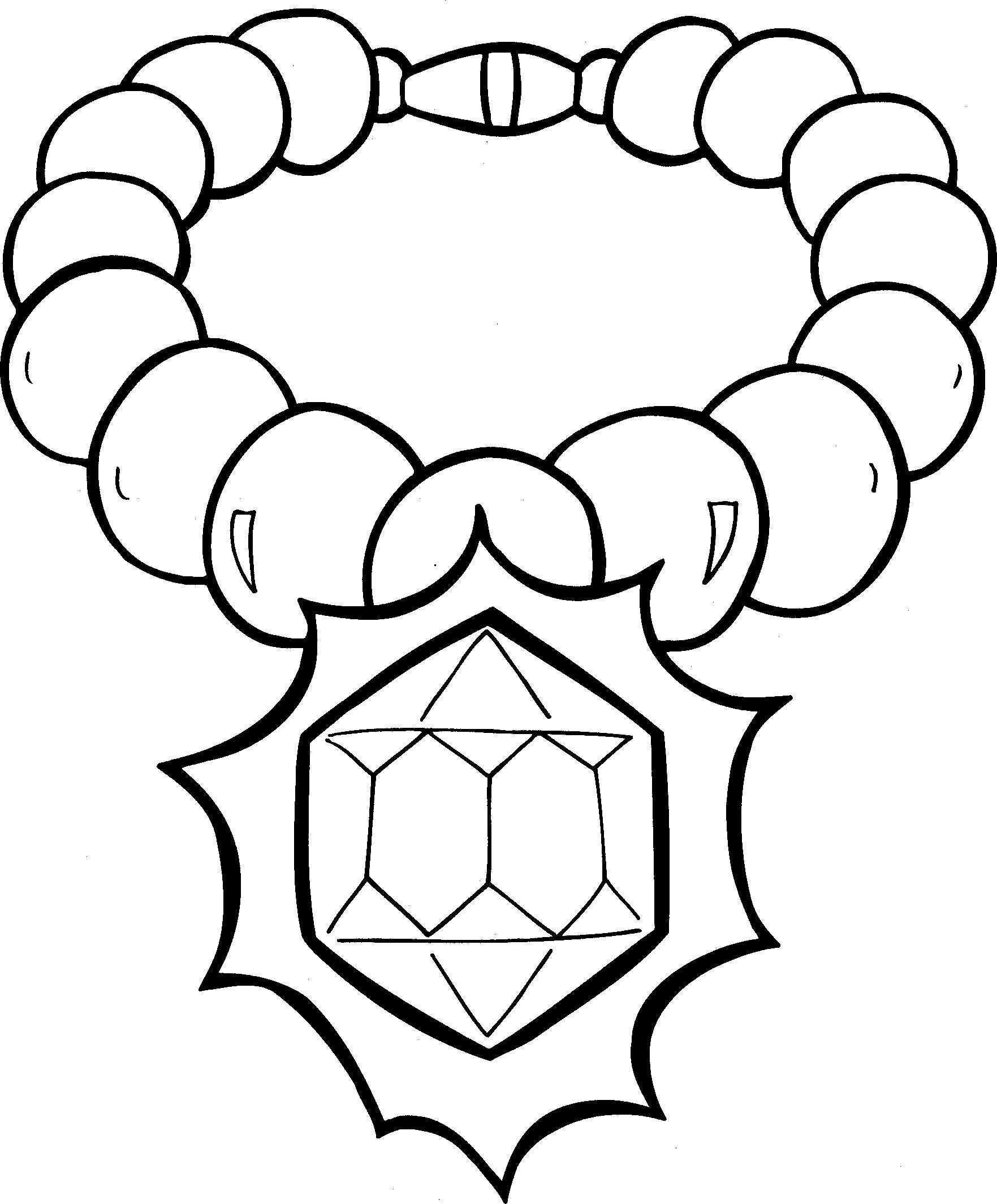 Ketting Prinses Symbols Art Ampersand
