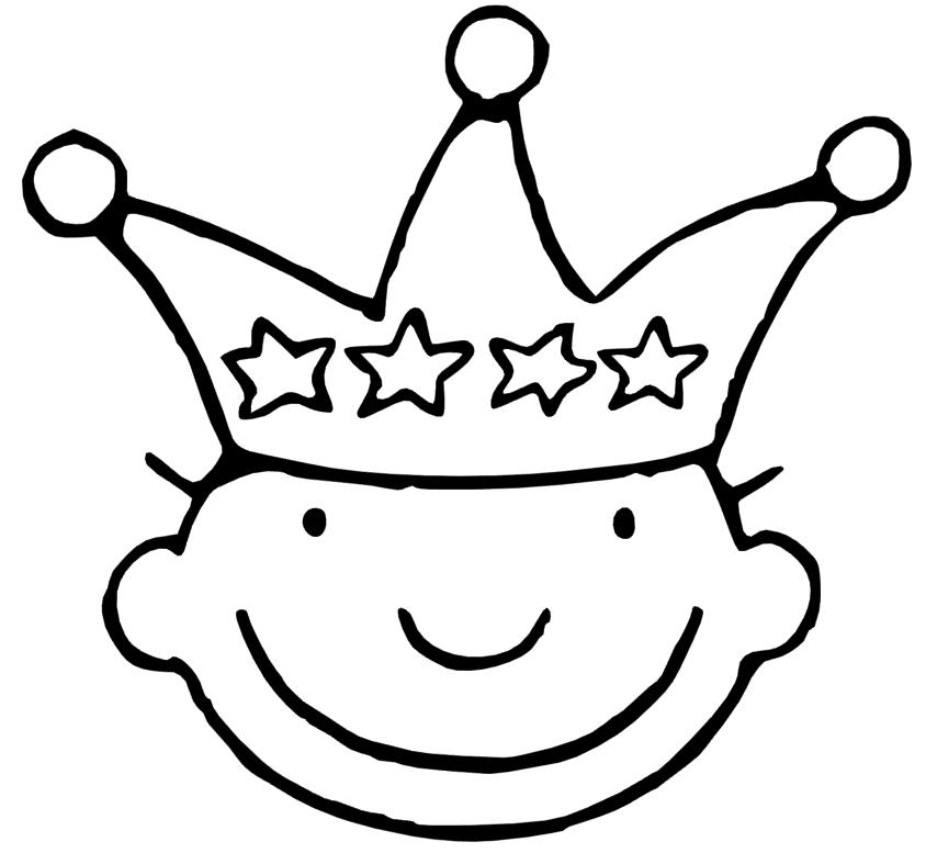 Kroon Jules 4 Jaar Verjaardagskroon Knutselen Thema Verjaardagskalender