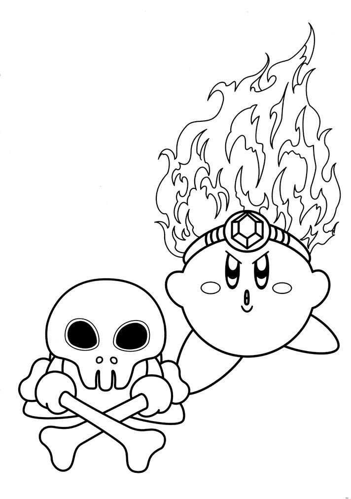Free Printable Kirby Coloring Pages For Kids Coloring Pages Coloring Pages For Kids Penguin Coloring Pages