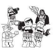 Leuk Voor Kids Kleurplaat Lego Star Wars Lego Kleurplaten Lego Kleurplaten