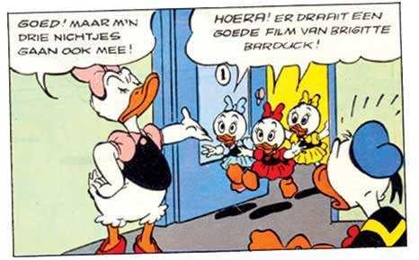 Duckipedia Lizzy Juultje En Babetje Donaldduck Nl