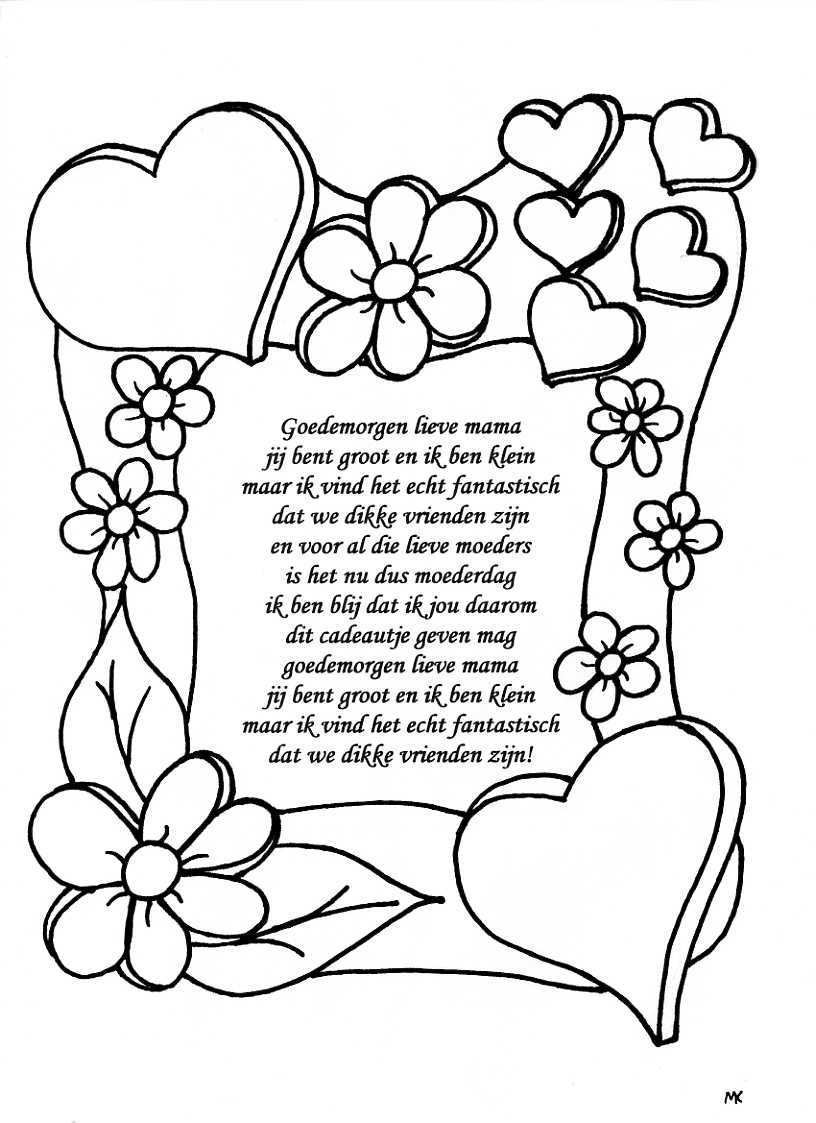 Moederdag Gedichtje Poem For Mother S Day Poem Mother S Day Moederdag Knutseltip Moederdagideeen Moederdag Vaderdag
