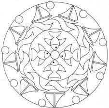 Afbeeldingsresultaat Voor Mandala Kleurplaat Zomer Mandala Kleurplaten Kleurplaten Mandala