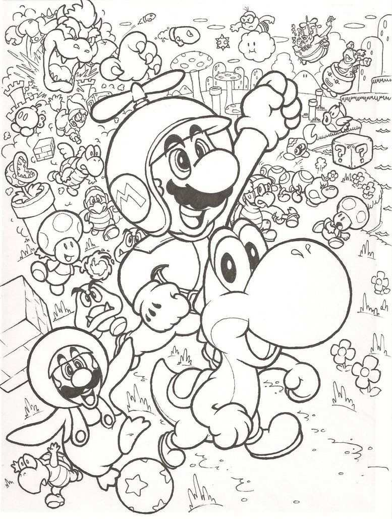Pokemon Coloring Pages Mario Coloring Pages Abstract Coloring Pages