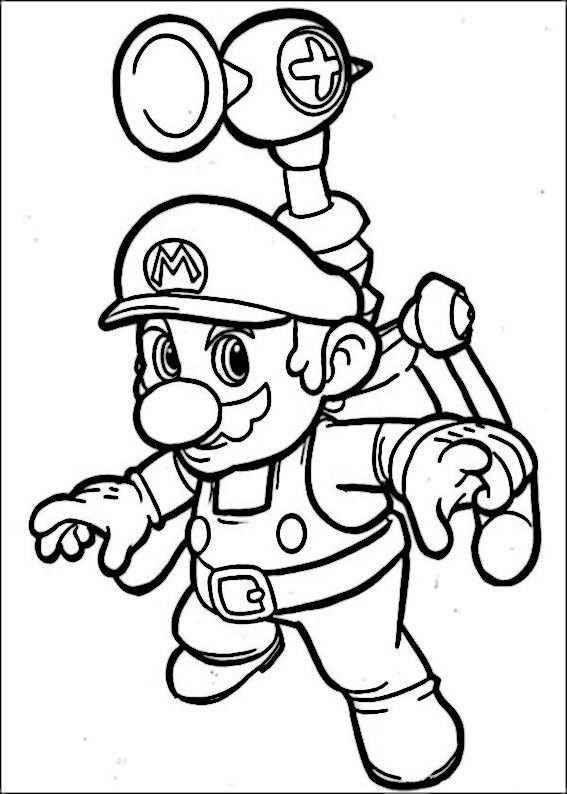 Dibujos Para Colorear Mario Bross 18 Super Mario Coloring Pages Mario Coloring Pages Super Coloring Pages