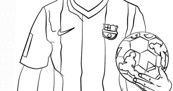 Lionel Messi Kleurplaat Gratis Kleurplaten Printen Voetbal Tekenen Voetbal Tatoeages Messi