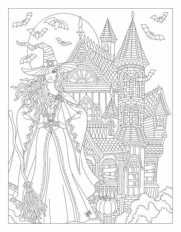 Pin By Michelle Karr On Desenhos Para Colorir Witch Coloring Pages Halloween Coloring Pages Cute Coloring Pages