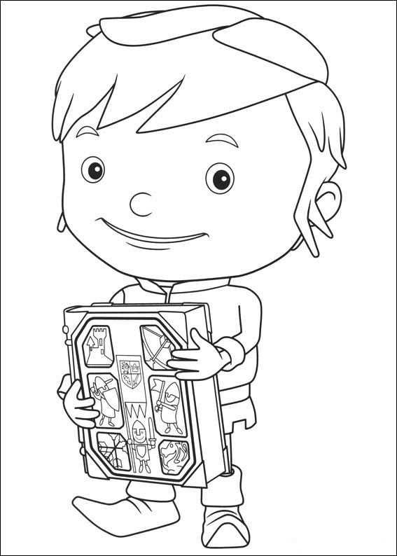 Mike De Ridder Kleurplaten 1 Kleurplaten Voor Kinderen Kleurplaten Ridders