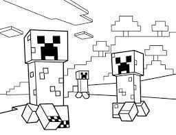 Afbeeldingsresultaat Voor Minecraft Character Drawing Template š?り絵 Ã?インクラフト