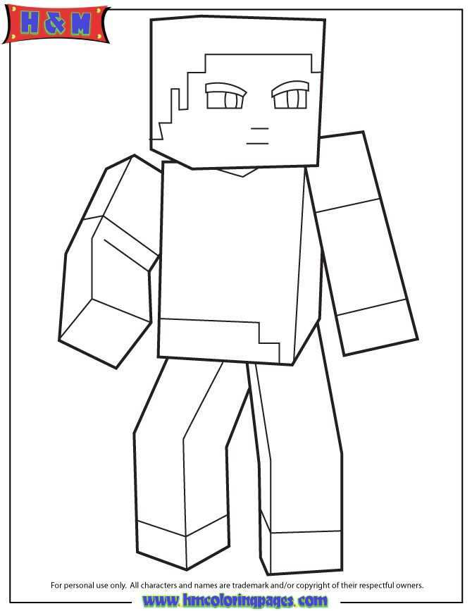 Minecraft Kleurplaat Steve Google Zoeken Minecraft Kleurplaten Voor Kinderen
