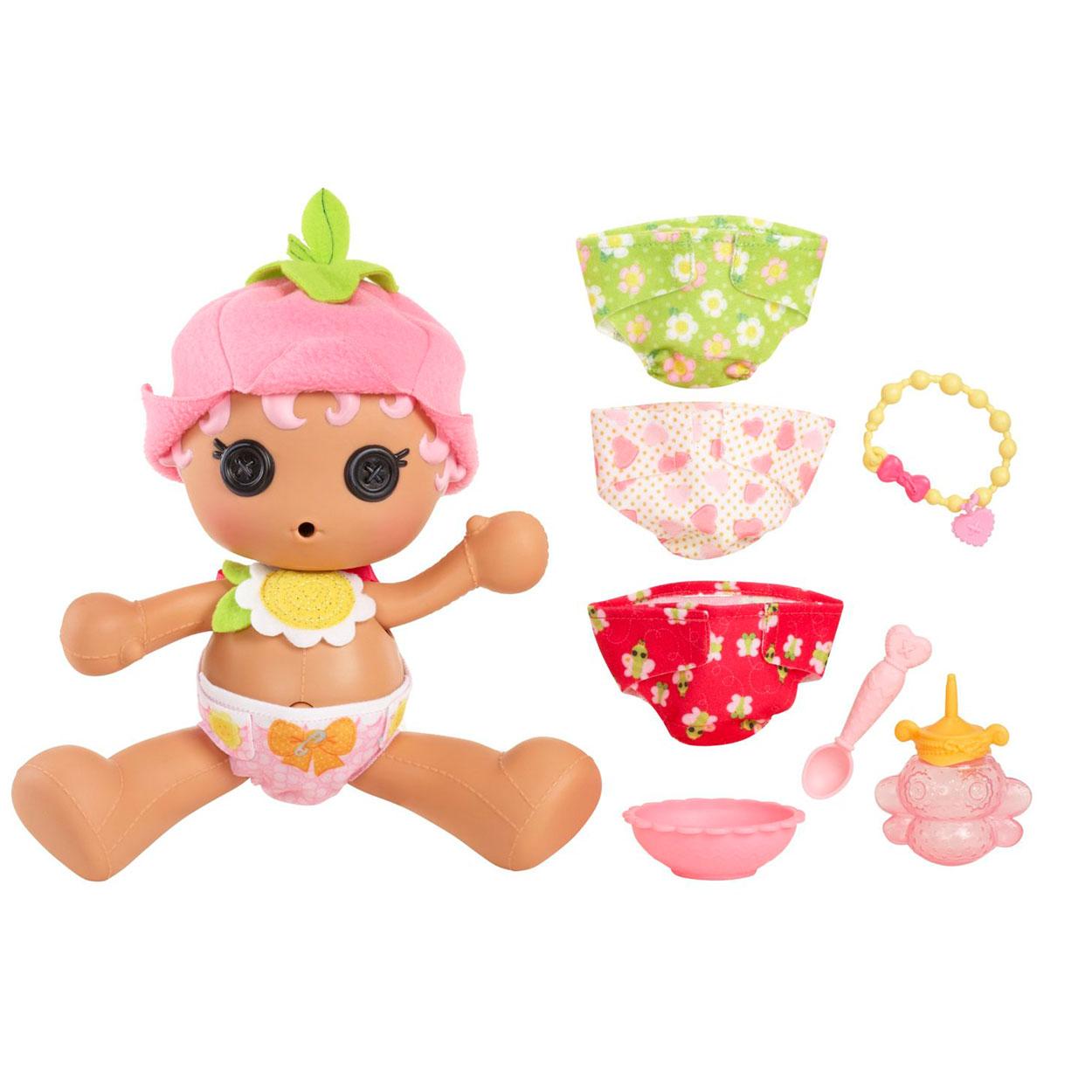 Lalaloopsy Babies Diaper Surprise Blossom Flowerpot Lalaloopsy Lalaloopsy Dolls Baby Diapers