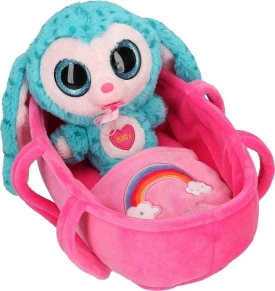 Ylvi The Minimoomis Cooco Baby In Bed Knuffel In 2020 Knuffel Baby Schattig