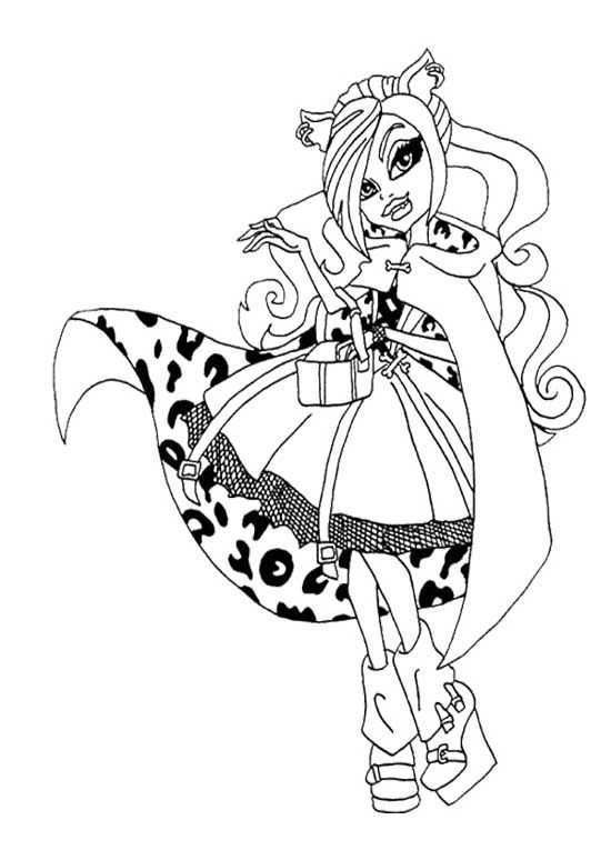 Monster High Coloring Pages 13 Wishes Wisp Http East Color Com Monster High Coloring Pages 13 Wishes Wisp Digi Stempels Monster High Kleurplaten