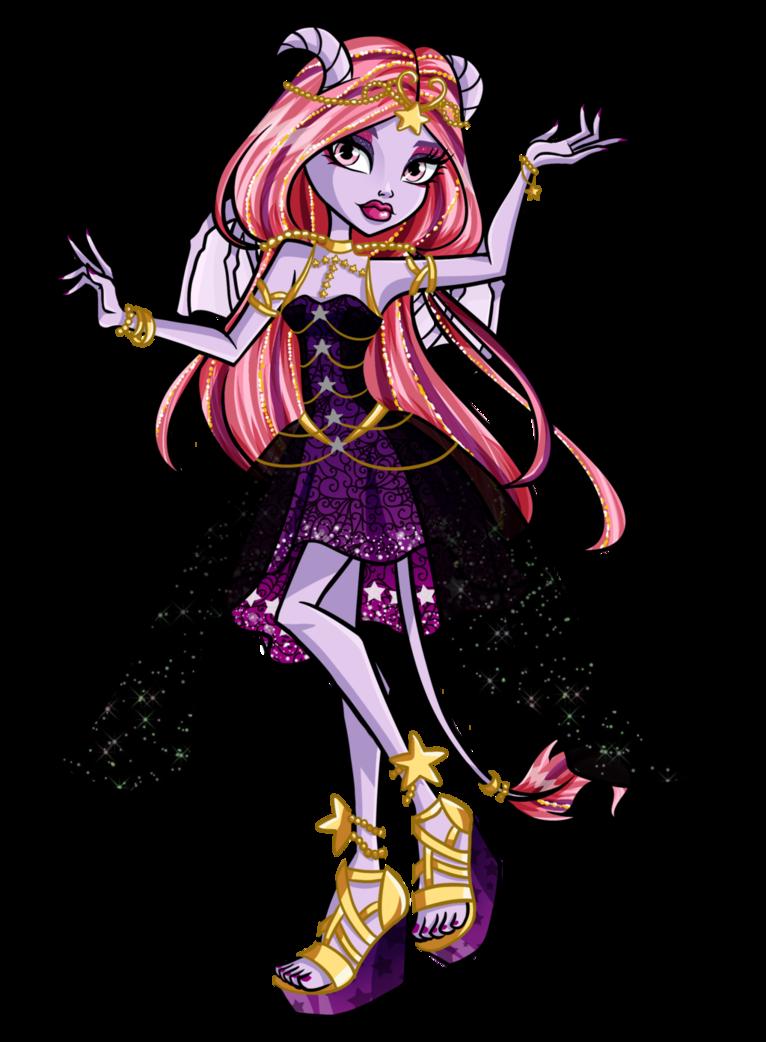 Mh Lillian 13 Wishes By Alise Cat On Deviantart Monster High Characters Monster High Art New Monster High Dolls