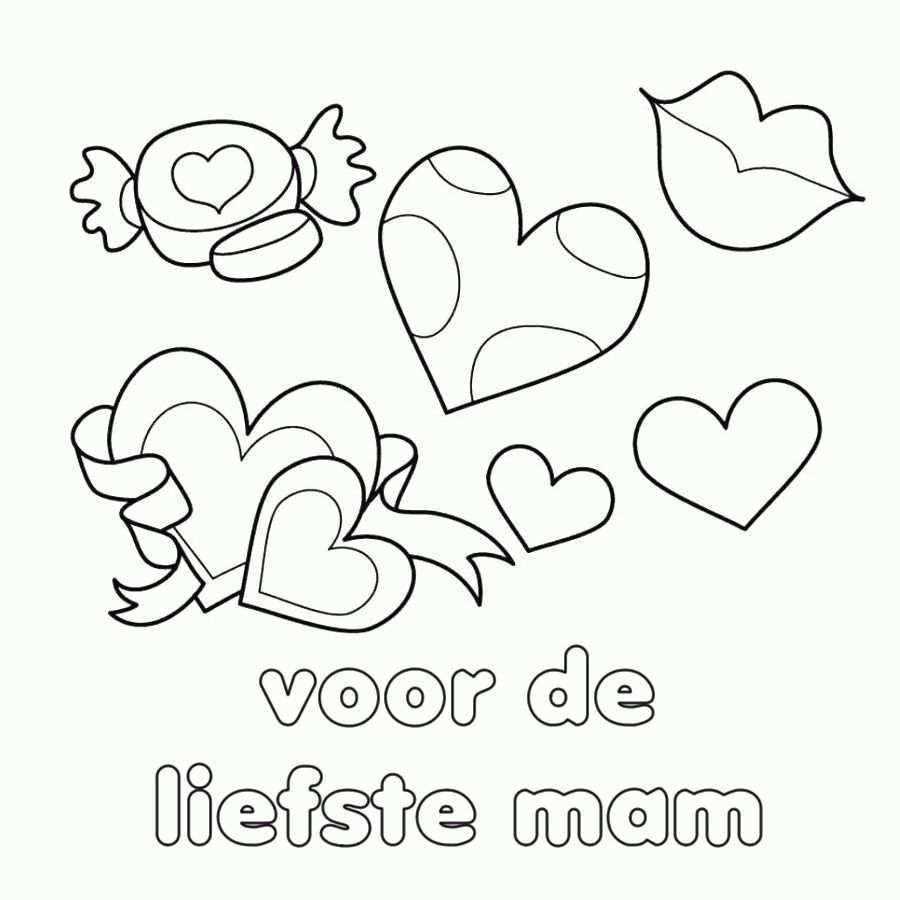 Mooie Moederdag Kleurplaten Leuk Voor Kids Idee Tekeningen Voor Moederdag 20 Nieuwe Tekeningen Voor Moederdag Moederdag Vaderdag Moederdag Knutselen
