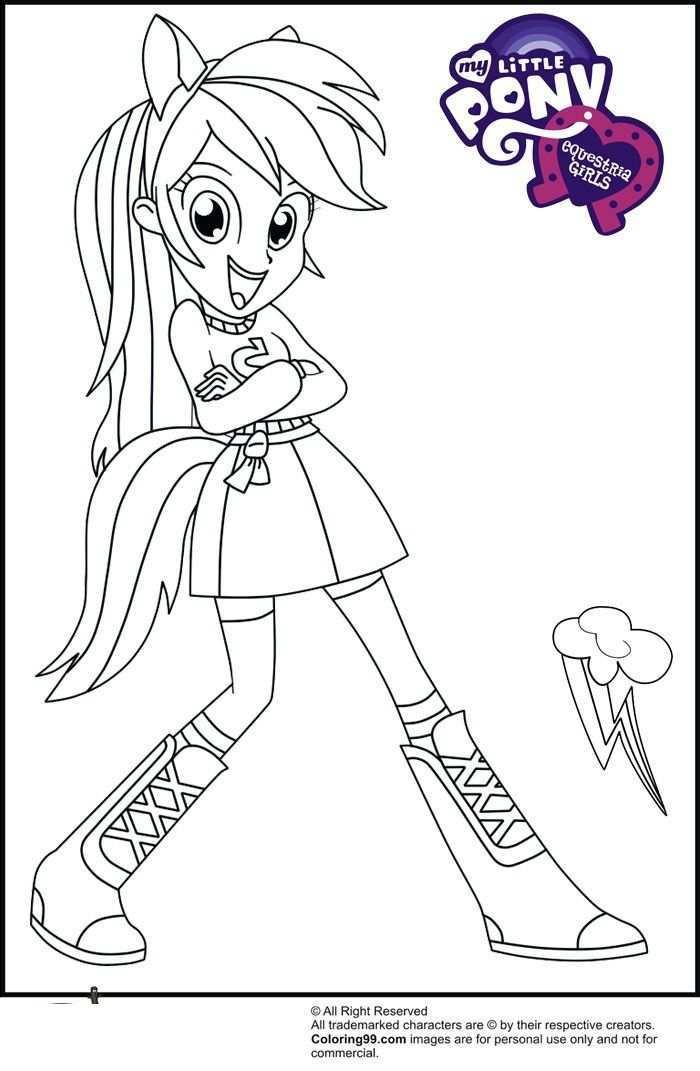 New 13 Coloriage My Little Pony Kleurplaten My Little Pony Kleuren