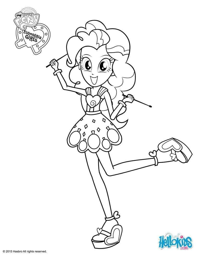 My Little Pony Coloring Pages Pinkie Pie My Little Pony Coloring Coloring Pages For Girls New My Little Pony