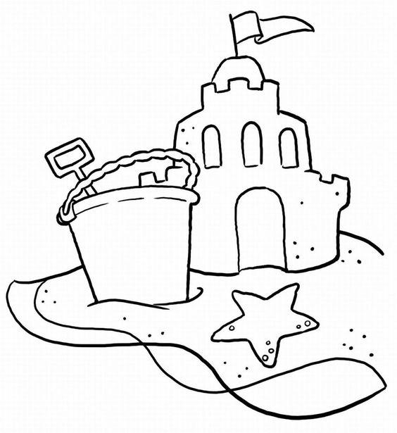 Kleurplaat Normaal Google Drive Beach Coloring Pages Ocean Coloring Pages Castle Coloring Page