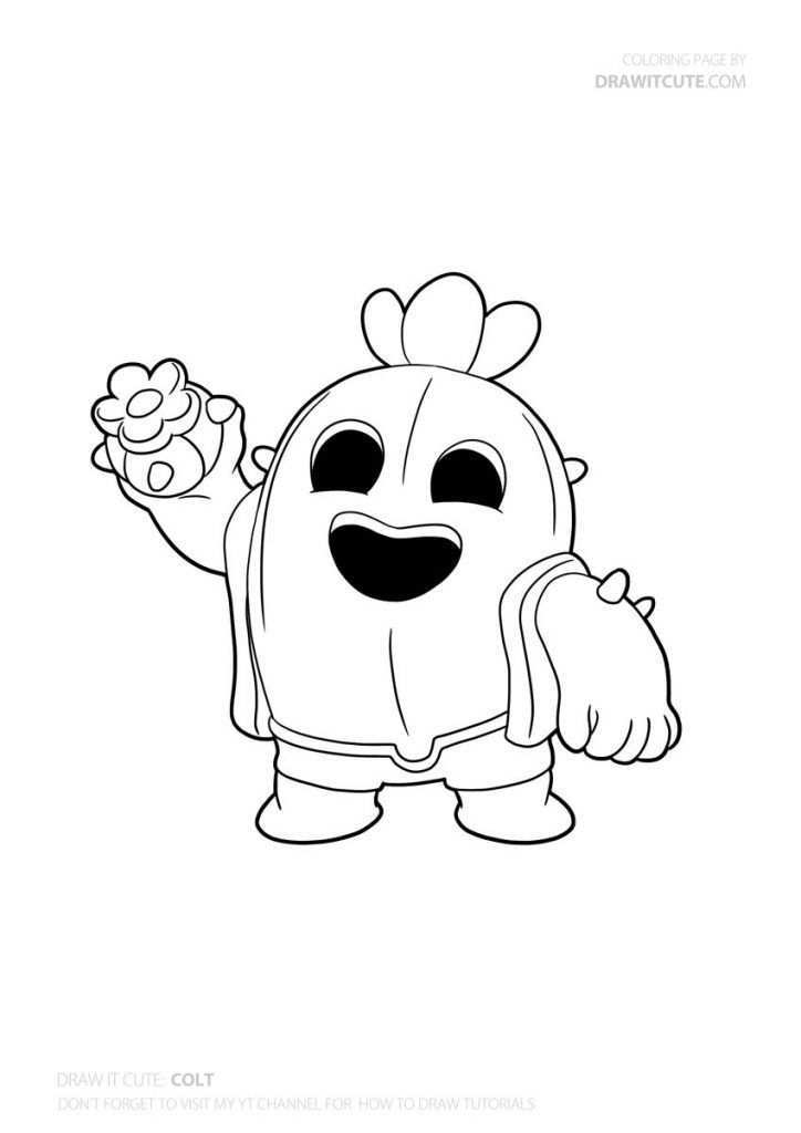 Pin Op Draw It Cute Coloring Pages