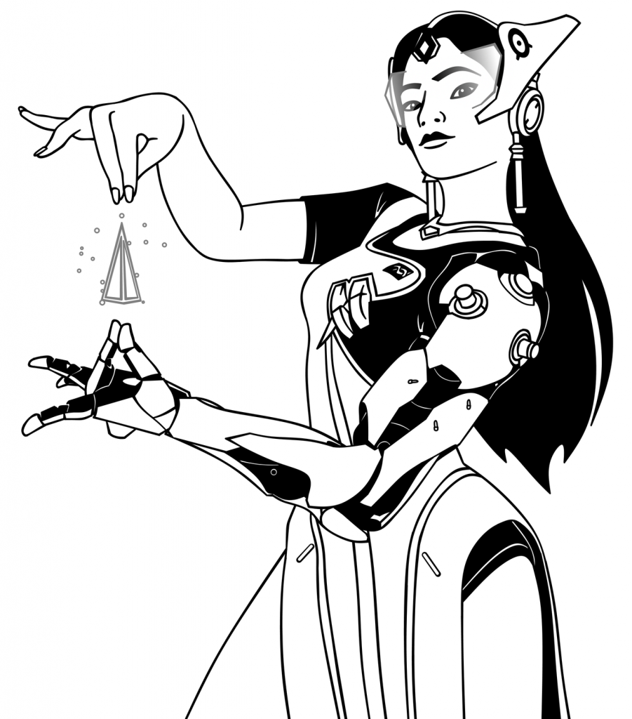 Overwatch Coloring Pages Best Coloring Pages For Kids Cool Coloring Pages Coloring Pages Coloring Pages For Kids