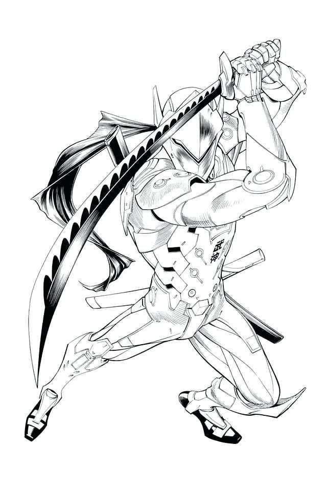 Overwatch Coloring Pages Best Coloring Pages For Kids Overwatch Drawings Overwatch Wallpapers Overwatch