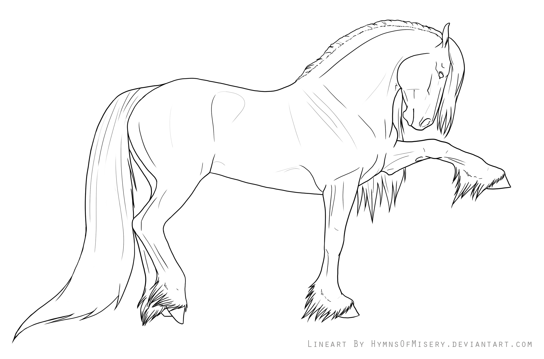 Pin By Greenleaf On Manekeny Horse Coloring Pages Horse Coloring Horse Art Drawing