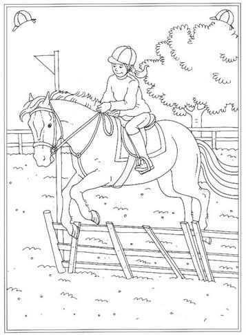 Pin Op Paarden Knutselen