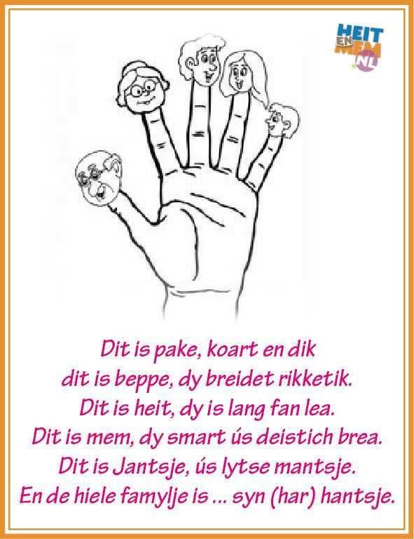 Pin Op Gedichtsjes En Ferskes Bern Friese Gedichten En Liedjes Kinderen