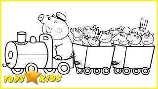 Afbeeldingsresultaat Voor Peppapig Kleurplaat Kleurplaten Peppa Pig Animatie