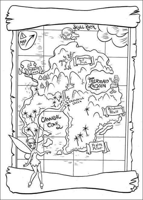 Peter Pan Kleurplaten 28 Zomer Kleurplaten Kleurboek Kleurplaten Voor Kinderen