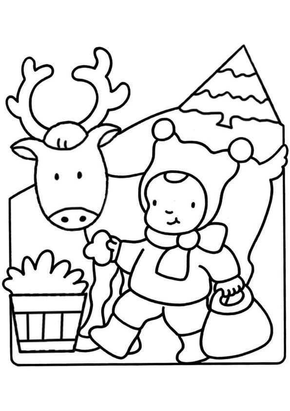 Kerstboom Peuters Kleurplaat Google Zoeken Peuter Kerst Kleurplaten Kerstmis Kleurplaten