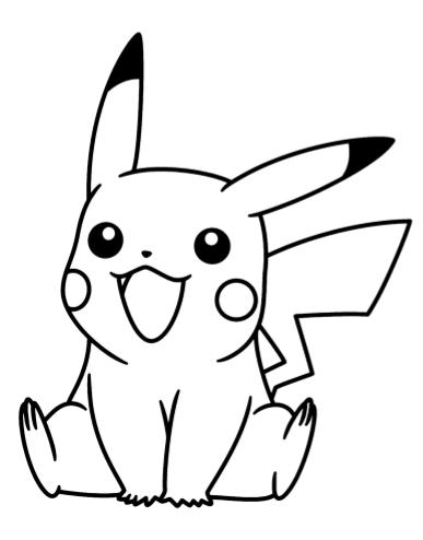Pokemon Pikachu Knutselen Ideetjes En Inspiraties Pokemon Go Knutselen Knutseltips Pikachu Pokemon Creatief Pikachu Pokemon Kleurplaten Voor Volwassenen