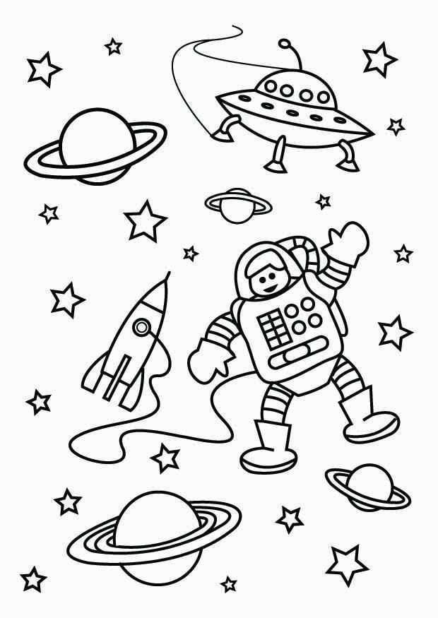 Planeten Kleurplaat Google Zoeken Dibujos Del Espacio Caratulas De Ciencias Dibujos Para Colorear Gratis