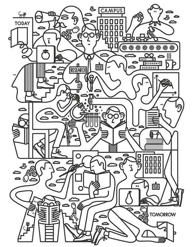 Pin Van Vanshika Mody Op Illustration In 2020 Illustratie Muurschildering Illustraties