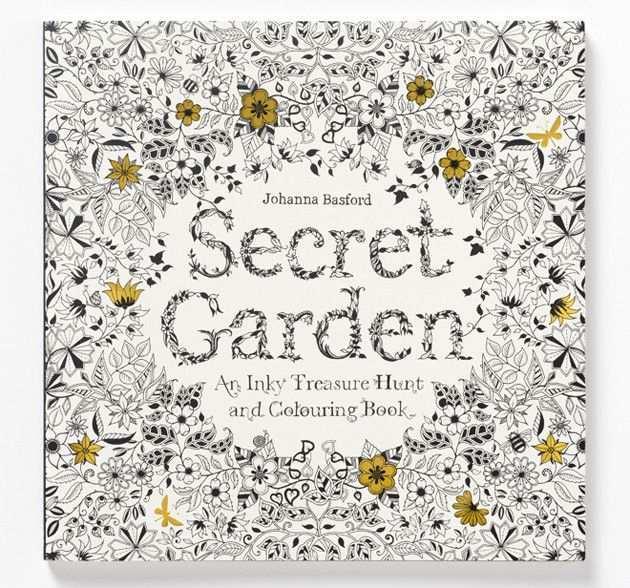 Kleurplaten Potloden Kleurboeken En Stiften Waarschijnlijk Associeer Je Die Met Kinderen Secret Garden Coloring Book Secret Garden Book