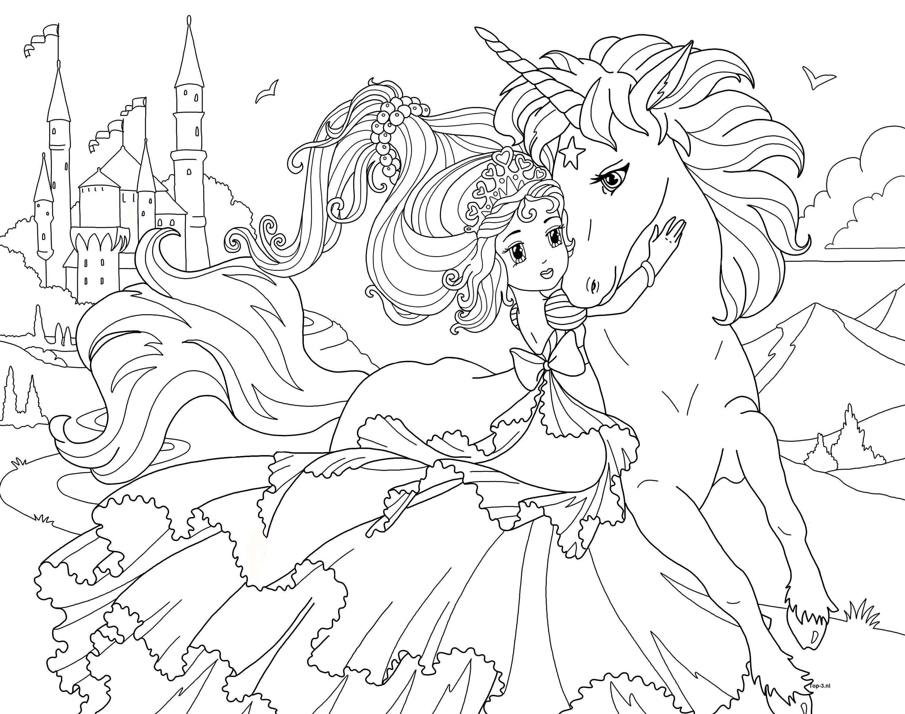 Kleurplaten Prinses Sprookjes Zeemeermin Op Top 3 Kado En Feesttips Kleurplaten Zijn Altijd Handig Om Achter D Kleurboek Kleurplaten Prinses Kleurplaatjes